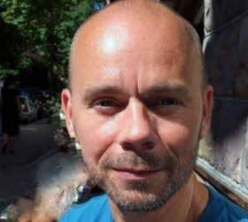 Porträtt Peter Gröndahl.