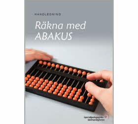 Omslag till Handledning Räkna med ABAKUS