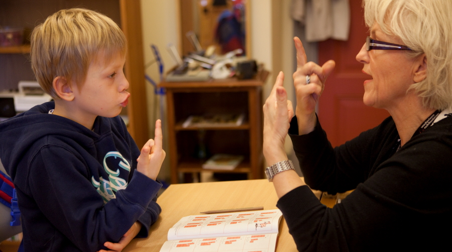 teckenspråk i sverige