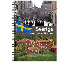 Omslag Sverige - en del av Norden